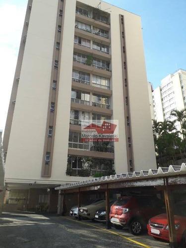 apartamento com 2 dormitórios para alugar, 58 m² por r$ 1.600/mês - quinta da paineira - são paulo/sp - ap9269