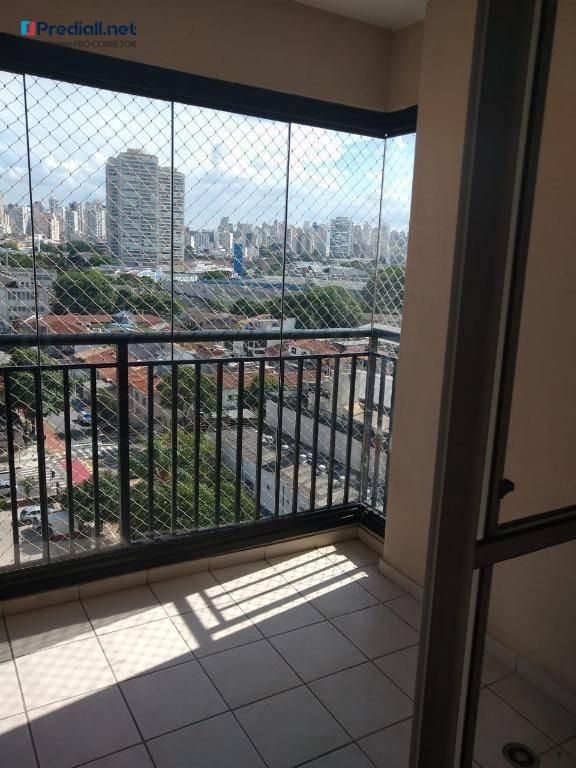 apartamento com 2 dormitórios para alugar, 58 m² por r$ 2.400/mês - barra funda - são paulo/sp - ap4516