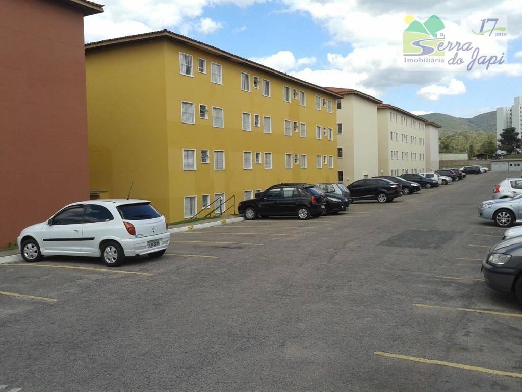 apartamento com 2 dormitórios para alugar, 58 m² por r$ 850,00/mês - eloy chaves - jundiaí/sp - ap3120