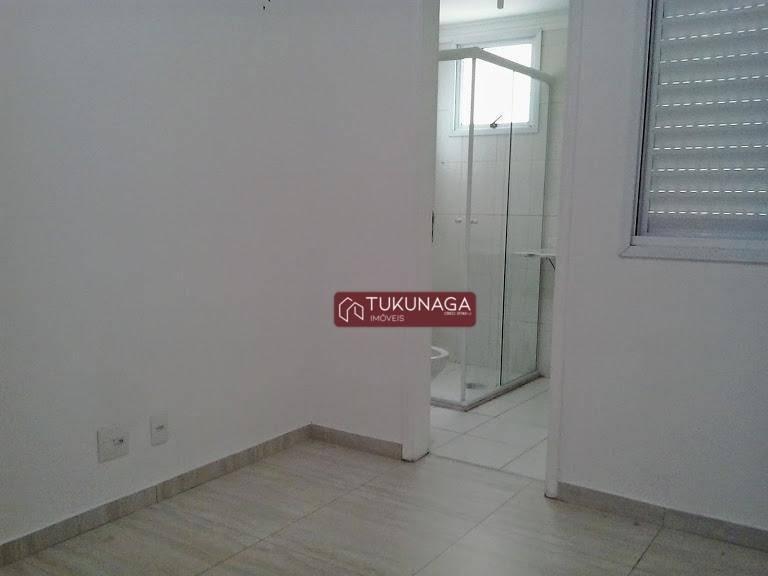apartamento com 2 dormitórios para alugar, 60 m² por r$ 1.300/mês - macedo - guarulhos/sp - ap3143