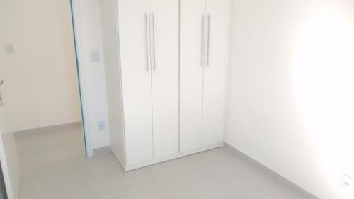 apartamento com 2 dormitórios para alugar, 60 m² por r$ 1.600/mês - santa terezinha - são bernardo do campo/sp - ap1409