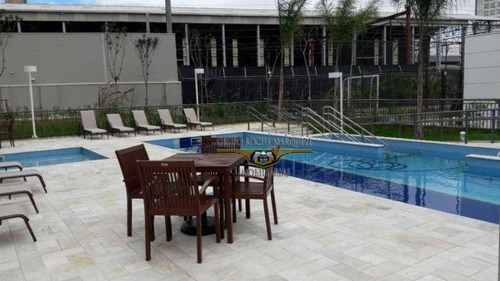 apartamento com 2 dormitórios para alugar, 60 m² por r$ 2.500,00/mês - belém - são paulo/sp - ap0732