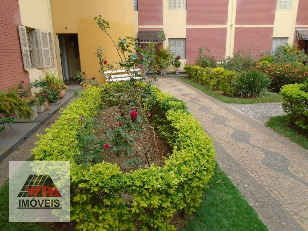apartamento com 2 dormitórios para alugar, 60 m² por r$ 600,00/mês - vila santa catarina - americana/sp - ap1768