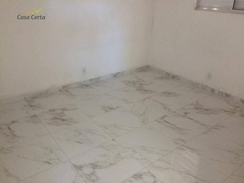 apartamento com 2 dormitórios para alugar, 60 m² por r$ 850/mês - loteamento parque real guaçu - mogi guaçu/sp - ap0135