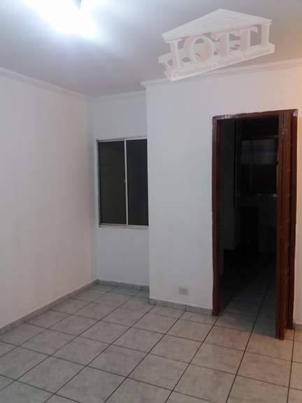 apartamento com 2 dormitórios para alugar, 60 m² por r$ 900,00/mês - vila rio de janeiro - guarulhos/sp - ap0357