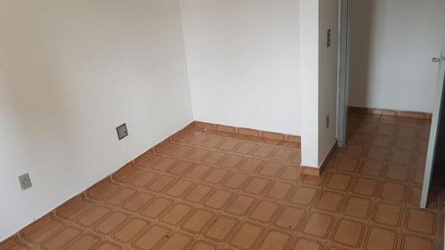 apartamento com 2 dormitórios para alugar, 60 m² por r$ 900/mês - centro - guarulhos/sp - ap5795