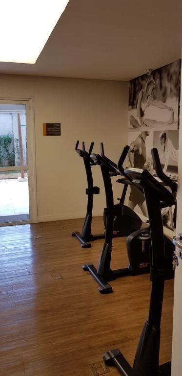 apartamento com 2 dormitórios para alugar, 60 m²  - vila augusta - guarulhos/sp - ap7499