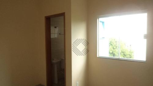 apartamento com 2 dormitórios para alugar, 61 m² por r$ 900/mês - parque vitória régia - sorocaba/sp - ap7659