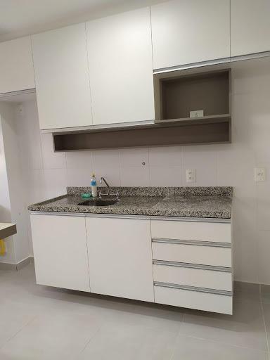 apartamento com 2 dormitórios para alugar, 62 m² por r$ 1.900,00/mês - jardim tupanci - barueri/sp - ap0348
