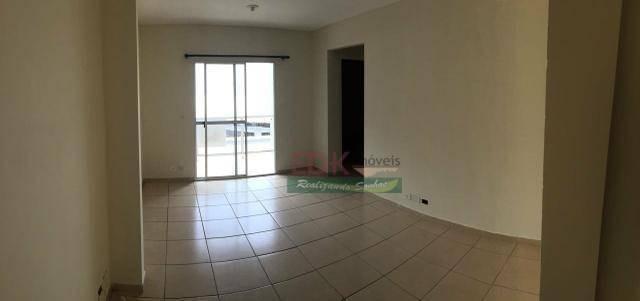 apartamento com 2 dormitórios para alugar, 62 m² por r$ 950/mês - parque santo antônio - taubaté/sp - ap3005