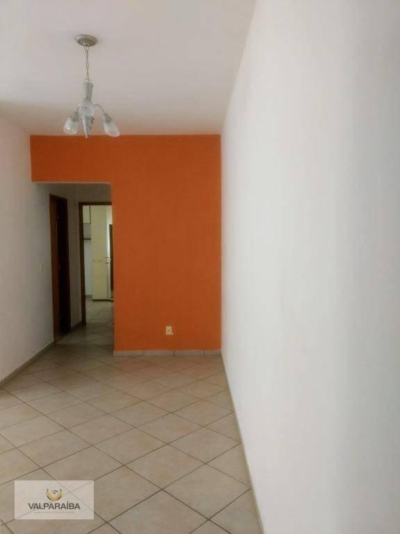 apartamento com 2 dormitórios para alugar, 65 m² por r$ 1.100,00/mês - jardim aquarius - são josé dos campos/sp - ap0292