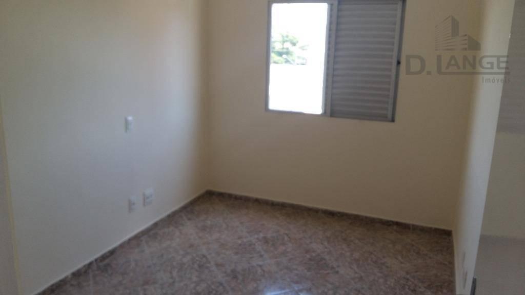 apartamento com 2 dormitórios para alugar, 65 m² por r$ 1.750/mês - vila itapura - campinas/sp - ap16215
