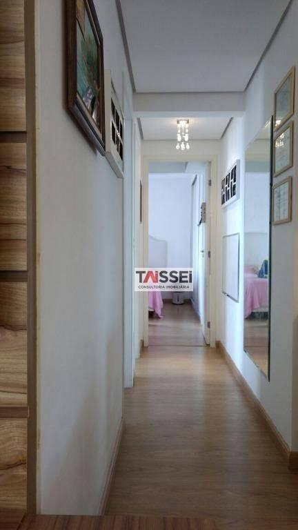 apartamento com 2 dormitórios para alugar, 65 m² por r$ 2.300,00/mês - ipiranga  - são paulo/sp - ap6225