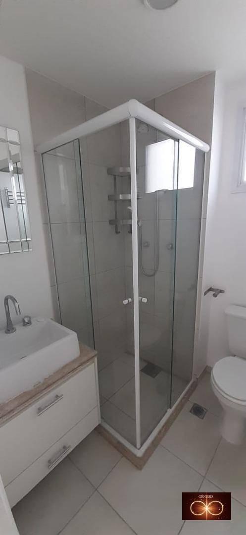 apartamento com 2 dormitórios para alugar, 66 m² por r$ 1.630,00/mês - vila andrade - são paulo/sp - ap0041
