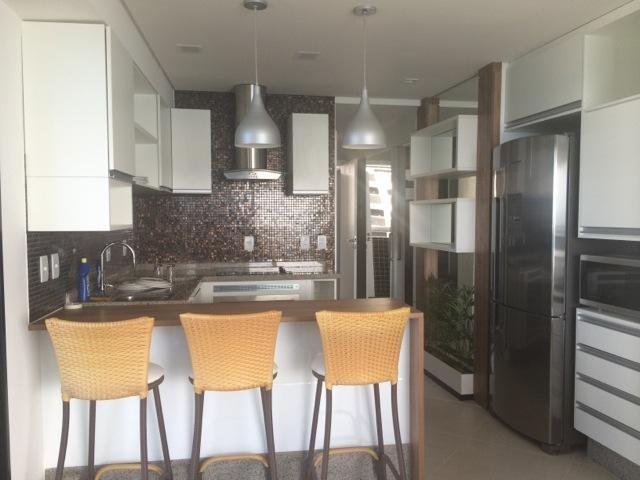 apartamento com 2 dormitórios para alugar, 66 m² por r$ 300,00/dia - meireles - fortaleza/ce - ap1617