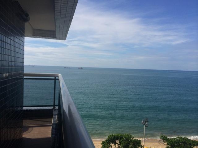 apartamento com 2 dormitórios para alugar, 66 m² por r$ 5.000/mês - meireles - fortaleza/ce - ap1617