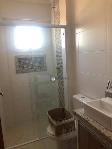 apartamento com 2 dormitórios para alugar, 68 m² por r$ 1.000,00/mês - conjunto residencial trinta e um de março - são josé dos campos/sp - ap3493