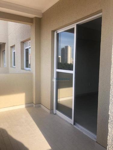 apartamento com 2 dormitórios para alugar, 68 m² por r$ 1.000,00/mês - conjunto residencial trinta e um de março - são josé dos campos/sp - ap3497