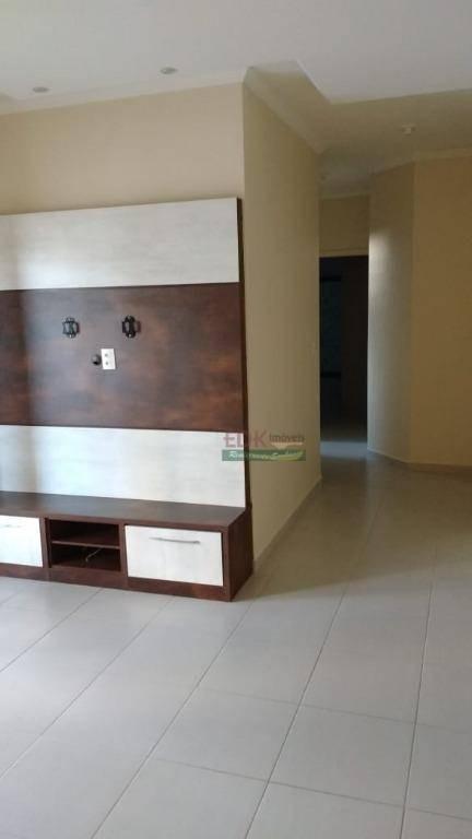apartamento com 2 dormitórios para alugar, 68 m² por r$ 1.050/mês - parque são luís - taubaté/sp - ap3331