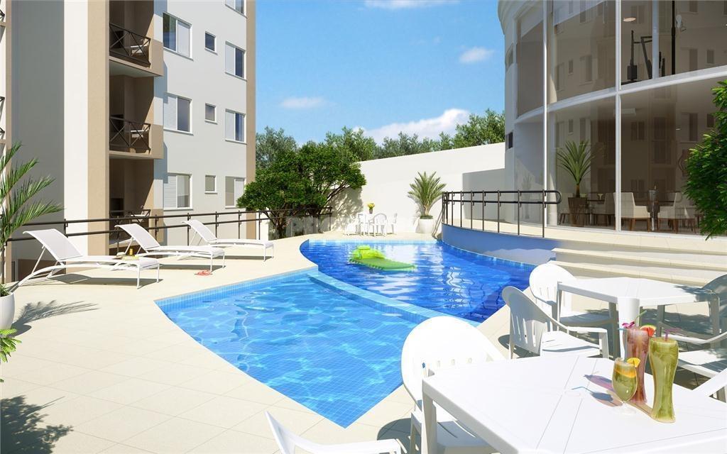 apartamento com 2 dormitórios para alugar, 69 m² por r$ 1.380,00/mês - costa do sol residencial - cotia/sp - ap2379