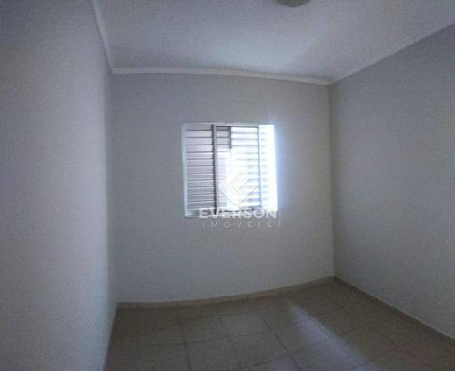 apartamento com 2 dormitórios para alugar, 69 m² por r$ 800,00/mês - jardim são paulo - rio claro/sp - ap0453