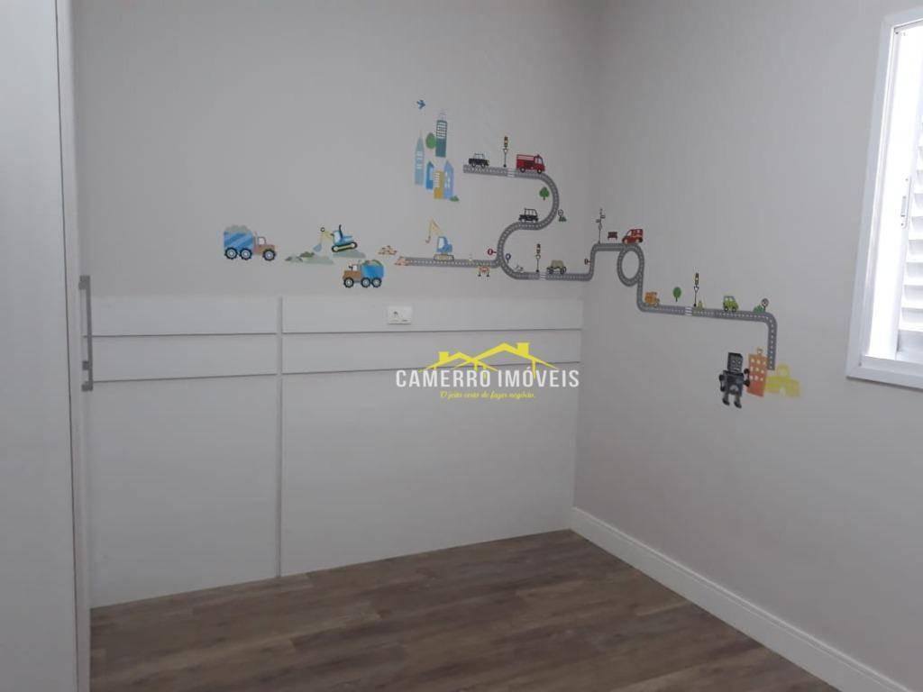apartamento com 2 dormitórios para alugar, 70 m² por r$ 1.200,00/mês - vila santa maria - americana/sp - ap0607