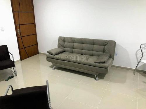 apartamento com 2 dormitórios para alugar, 70 m² por r$ 1.550/ano - ingleses - florianópolis/sc - ap1186