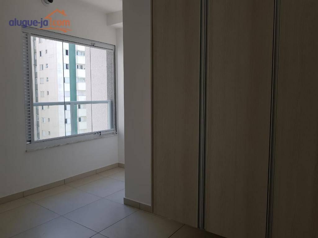 apartamento com 2 dormitórios para alugar, 74 m² por r$ 2.200,00/mês - jardim aquarius - são josé dos campos/sp - ap5091