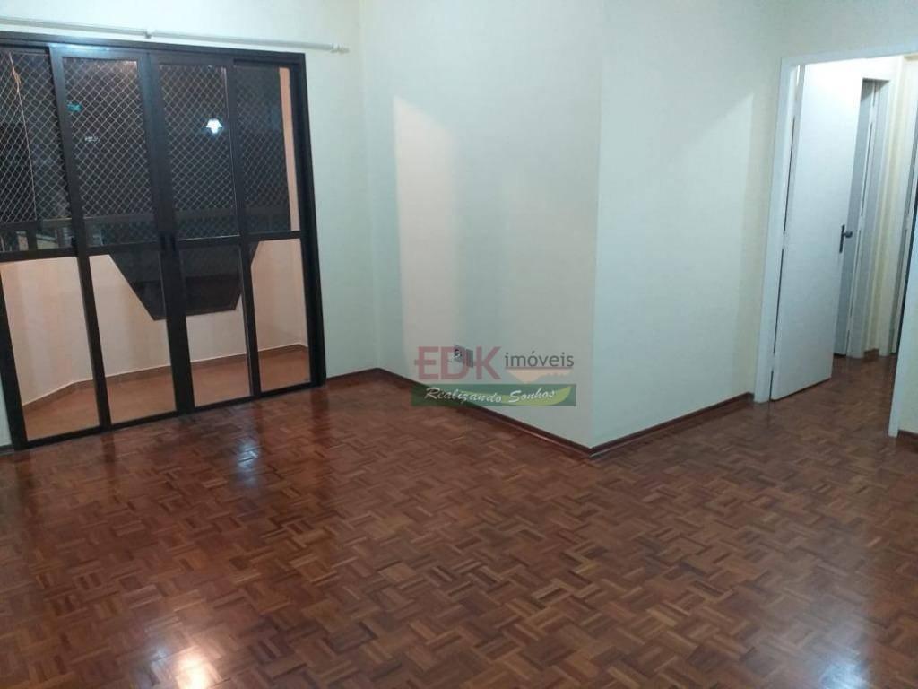 apartamento com 2 dormitórios para alugar, 75 m² por r$ 1.480/mês - centro - taubaté/sp - ap2884