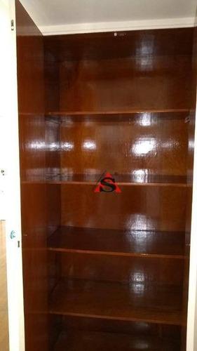 apartamento com 2 dormitórios para alugar, 75 m² por r$ 2.200,00/ano - brooklin - são paulo/sp - ap40164