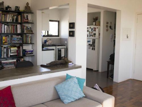 apartamento com 2 dormitórios para alugar, 75 m² por r$ 3.200,00/mês - v. madalena - são paulo/sp - ap1248