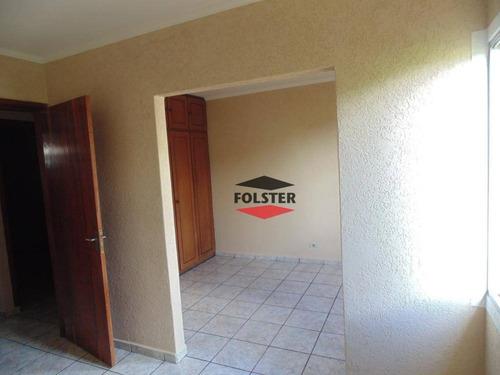apartamento com 2 dormitórios para alugar, 75 m² por r$ 900/mês - vila brasil - santa bárbara d'oeste/sp - ap0075