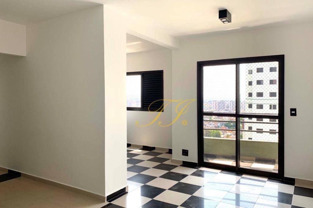 apartamento com 2 dormitórios para alugar, 76 m² por r$ 1.500,00/mês - gopoúva - guarulhos/sp - ap0154