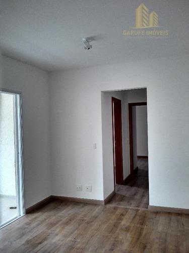 apartamento com 2 dormitórios para alugar, 77 m² por r$ 1.600,00/mês - jardim satélite - são josé dos campos/sp - ap0030
