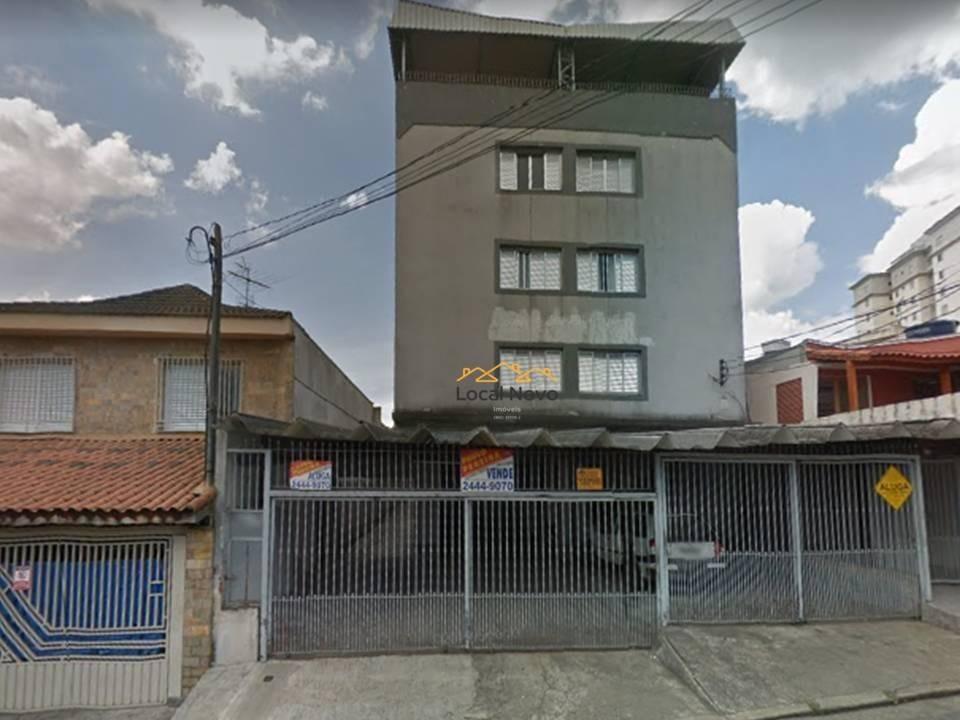 apartamento com 2 dormitórios para alugar, 80 m² por r$ 800/mês - jardim aida - guarulhos/sp - ap0805