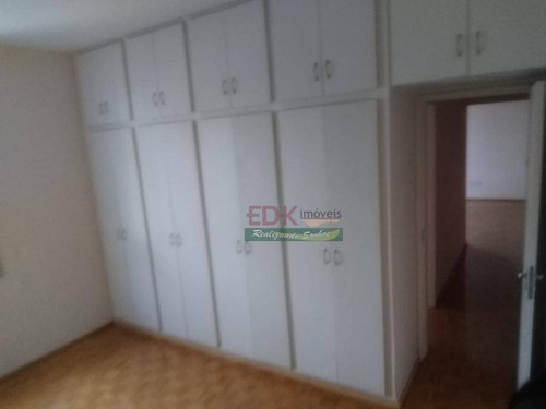 apartamento com 2 dormitórios para alugar, 80 m² por r$ 900/mês - centro - taubaté/sp - ap2866