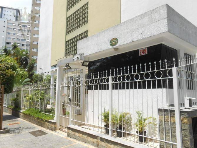 apartamento com 2 dormitórios para alugar, 82 m² por r$ 2.300/mês - bela vista - são paulo/sp - ap3662