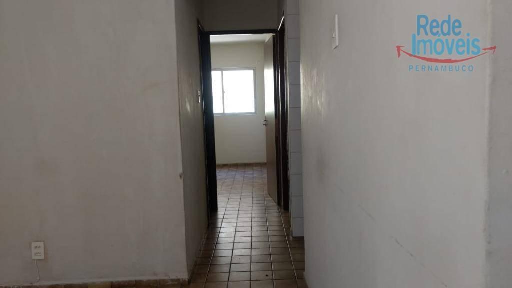 apartamento com 2 dormitórios para alugar, 87 m² por r$ 1.200,00/mês - boa viagem - recife/pe - ap3813