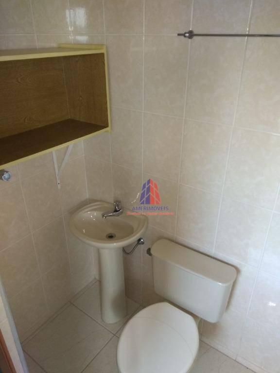 apartamento com 2 dormitórios para alugar, 88 m² por r$ 1.200/mês - residencial verona - vila rehder - americana/sp - ap0478