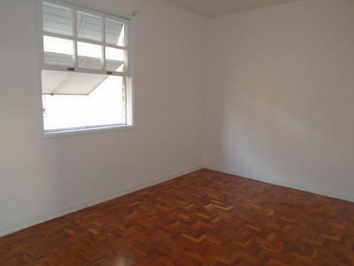 apartamento com 2 dormitórios para alugar, 90 m² por r$ 1.699/mês - marapé - santos/sp - ap4079