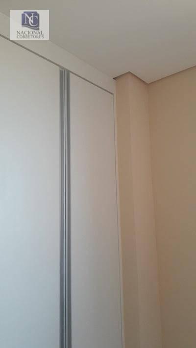 apartamento com 2 dormitórios para alugar, 90 m² por r$ 2.500,00/mês - jardim bela vista - santo andré/sp - ap7230