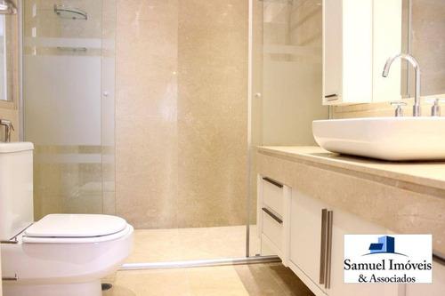 apartamento com 2 dormitórios para alugar, 92 m² por r$ 9.500,00/mês - itaim bibi - são paulo/sp - ap3193