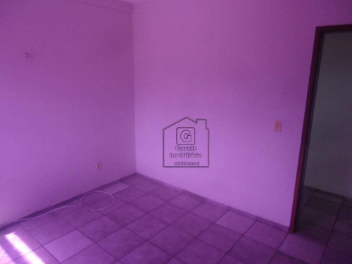 apartamento com 2 dormitórios para alugar, 94 m² por r$ 650/mês - candelária - natal/rn l0853 - ap0409