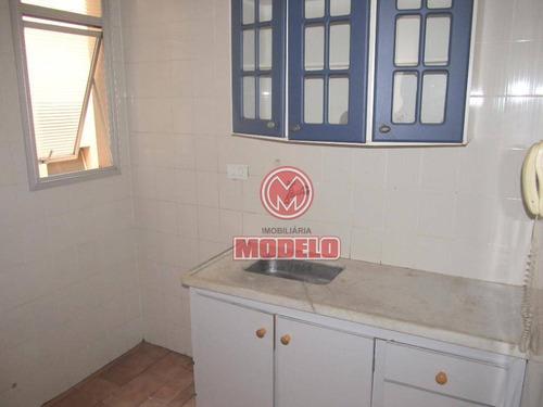 apartamento com 2 dormitórios para alugar, próximo ao centro - piracicaba/sp - ap2395