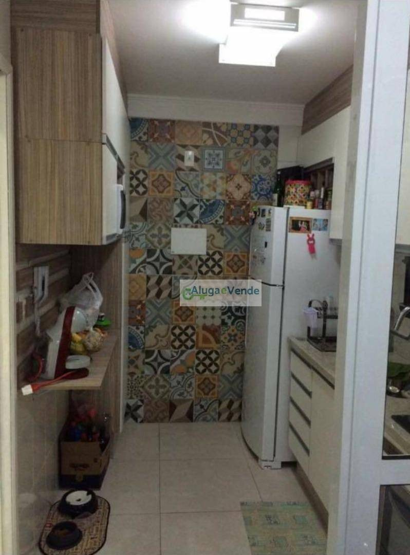 apartamento com 2 dormitórios, sendo 1 suíte a venda no condomínio premium, 61 m² por r$ 330.000 - macedo - guarulhos/sp - ap0199