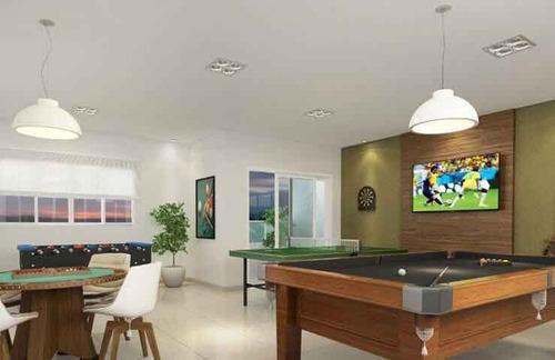 apartamento com 2 dormitórios sendo 1 suíte - r$ 340 mil