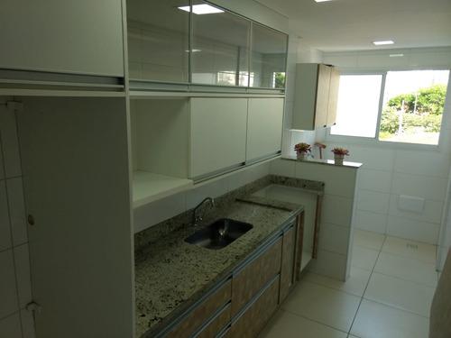 apartamento com 2 dormitórios sendo 1 suíte - r$136 mil