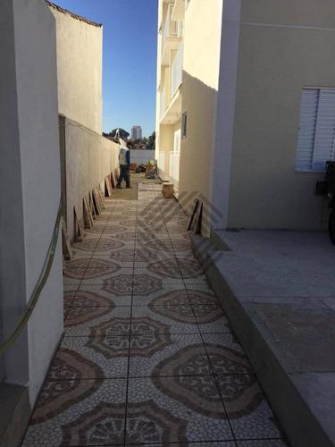 apartamento com 2 dormitórios, sendo 1 suíte à venda, 62 m² por r$ 190.000 - jardim simus - sorocaba/sp - ap7672