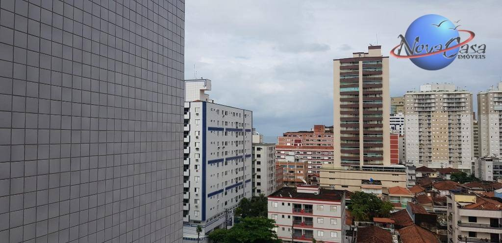 apartamento com 2 dormitórios sendo uma suíte à venda, 100 m² por r$ 320.000 - vila assunção - praia grande/sp - ap7367