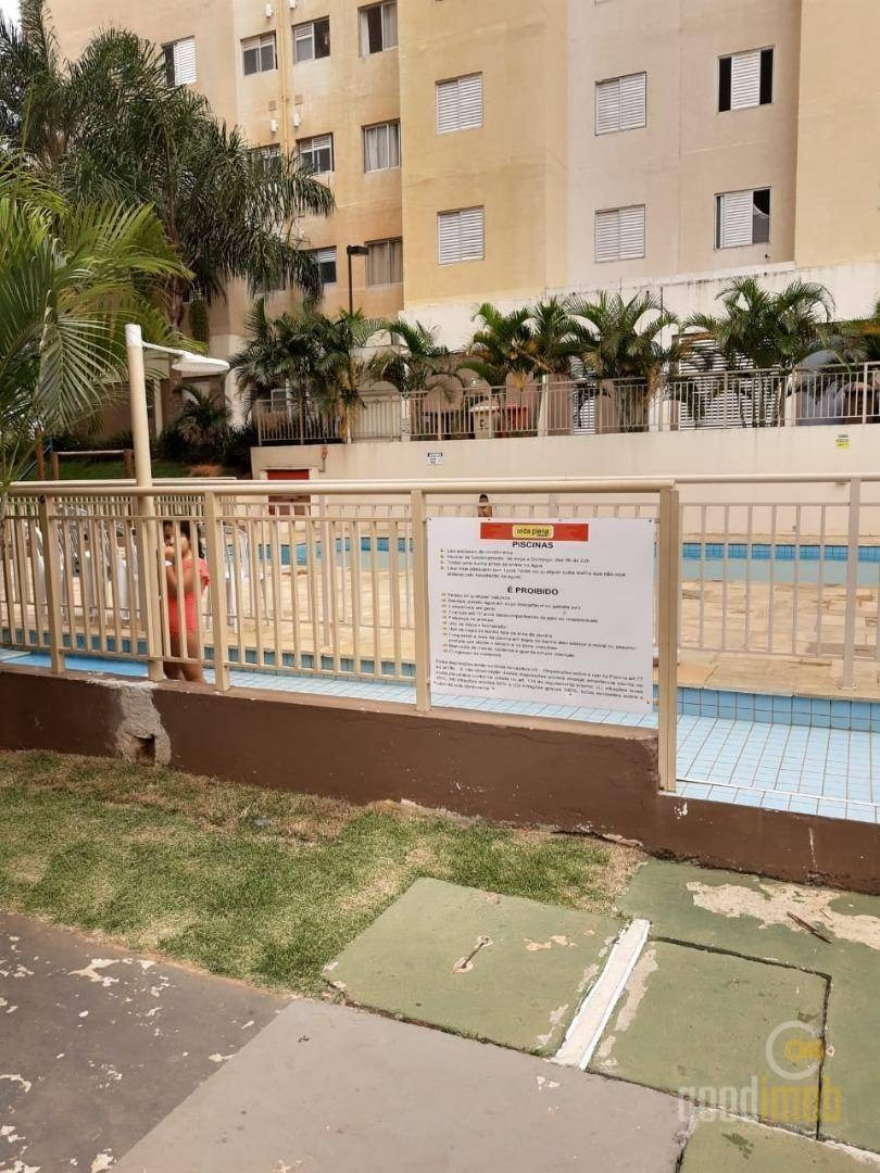 apartamento com 2 dormitórios, valor incluso condomínio parque campolim - ap0080